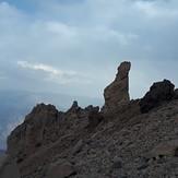 سازه های سنگی طبیعی در دماوند