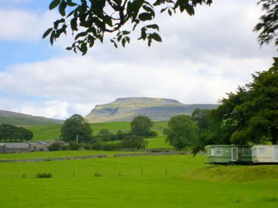 View from West, Ingleborough