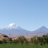 the Great Ararats, Mount Ararat or Agri