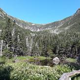 Hermit lake - Tuckerman's Ravine, Mount Washington (New Hampshire)