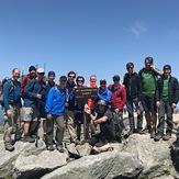 Florida flatlanders on Mt Washington, Mount Washington (New Hampshire)