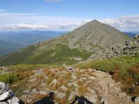 Mount Madison and Madison Spring Hut photo