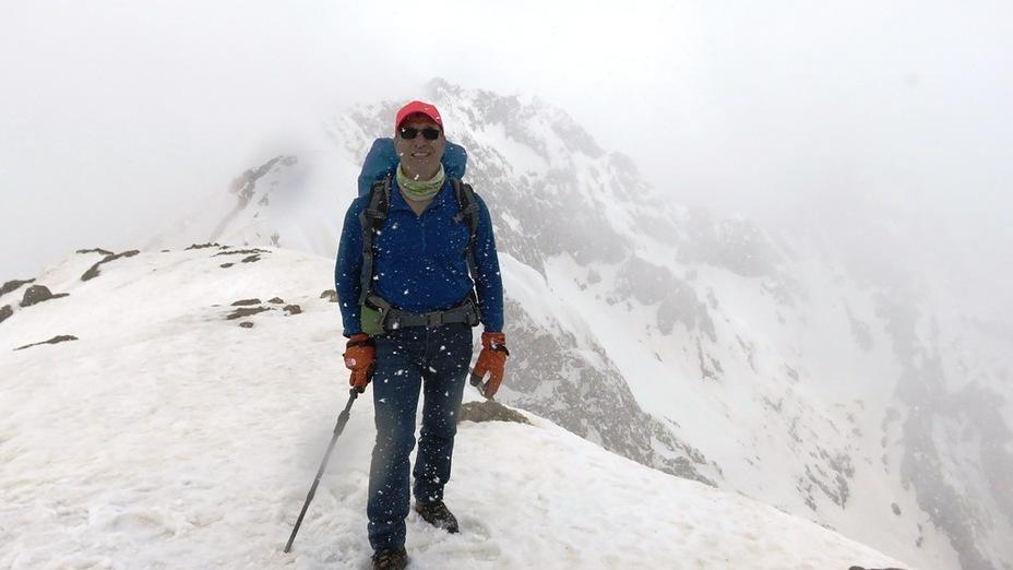 قله پراو, Parâw