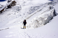 Dhaulagiri Glacier photo