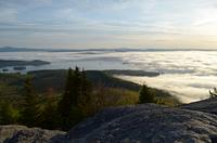 Sunrise hike, Mount Major photo