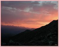 Mt. Evans Sunset, Mount Evans photo