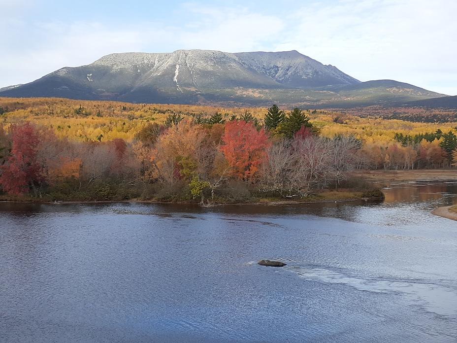 Mt Katahdin 10/11/19, Mount Katahdin