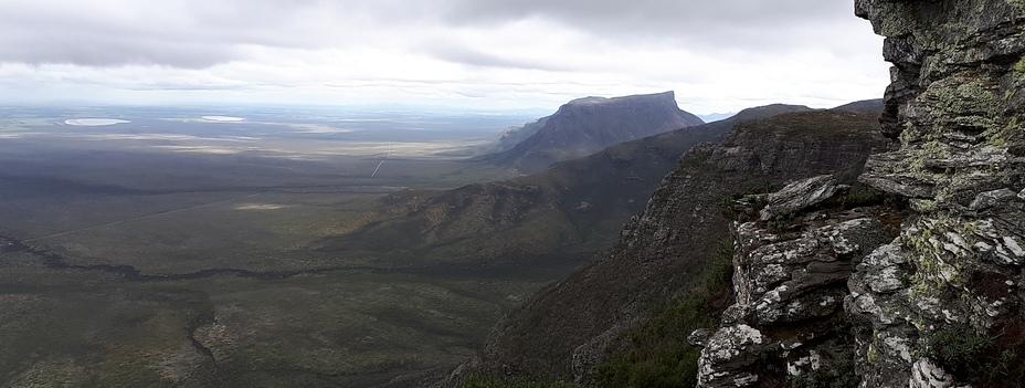 Stirling Ridge Traversel, Bluff Knoll