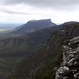 Stirling Ridge Traversel, Bluff Knoll