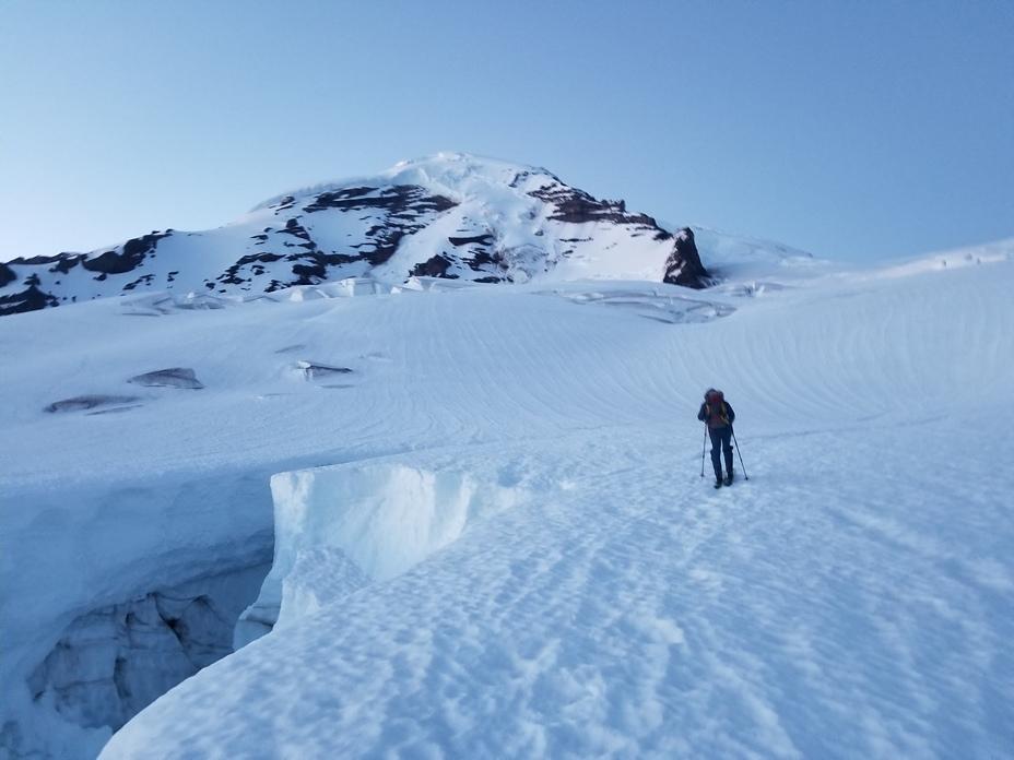 Ski Approach, Mount Baker