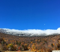 Changing seasons, Mount Mansfield photo