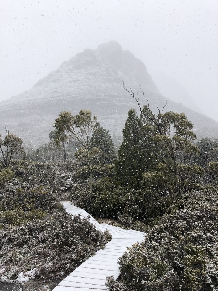 Cradle Mountain weather
