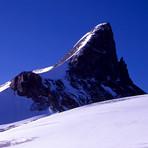 St. Nicholas Peak with a Bit of Mt. Olive at Left., Saint Nicholas Peak (Canada)