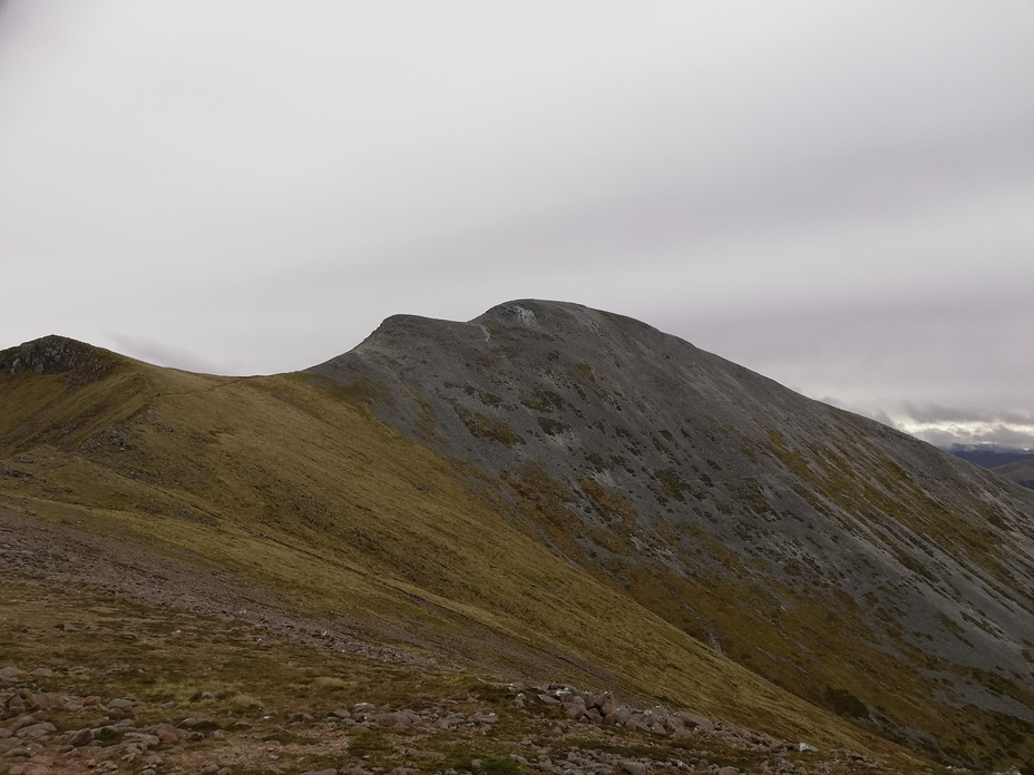 Stob Bàn (Mamores) weather