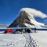 Camp 2 Mt. Kun (7077mt), Nun Kun