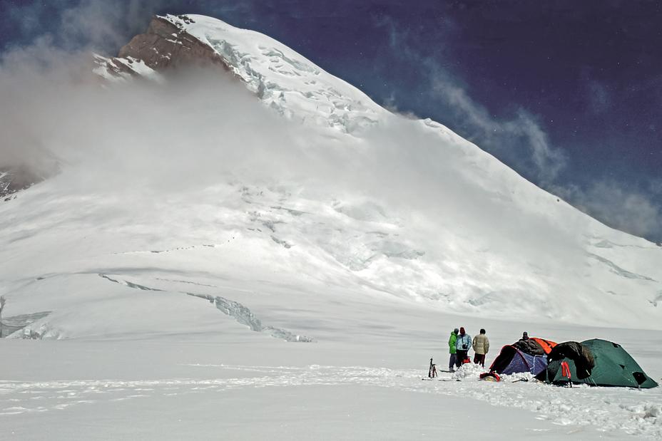 Camp 3 (Mt. Kun 7077mt), Nun Kun