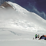 Camp 3 (Mt. Kun 7077mt), Nun Kun