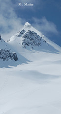Mount Matie, Mount Matier photo