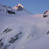 Mount Matiet, Mount Matier