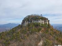 The Big Pinnacle, Pilot Mountain photo