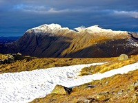 From Stob Dubh, Bidean Nam Bian photo
