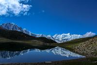 Rush Lake, Rush Peak photo