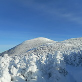 Mount Eisenhower, Presidential Range, White Mountains, NH