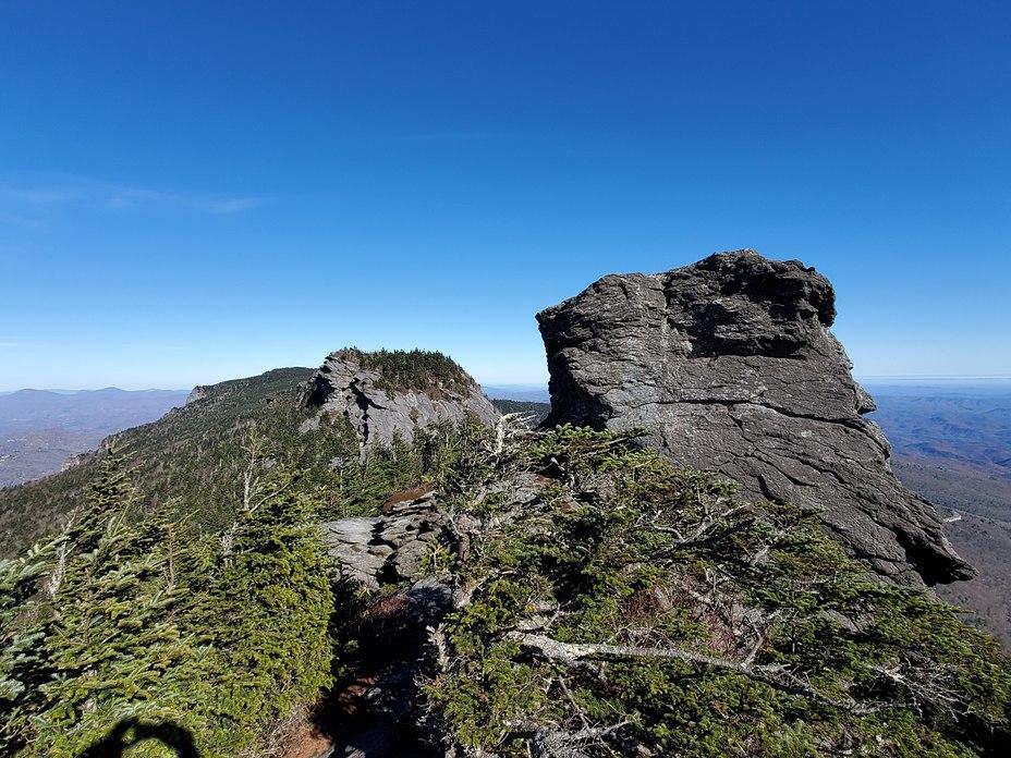MacRae Peak, Grandfather Mountain