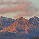 Morning light on Snowdon