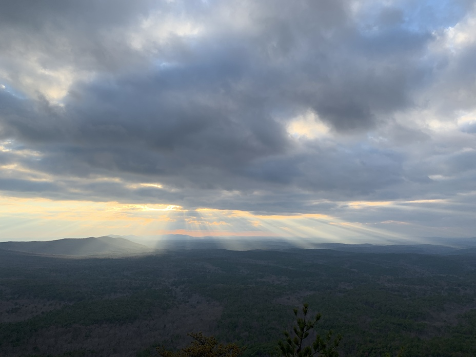 Cheaha Mountain weather