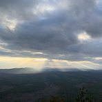 McDill Overlook, Cheaha Mountain