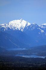 Klitsa above Sproat Lake, Klitsa Mountain photo