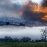 Fire and Ice, Mount Saint Helena