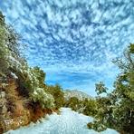 The Old Wilson Road, Mount Wilson (California)