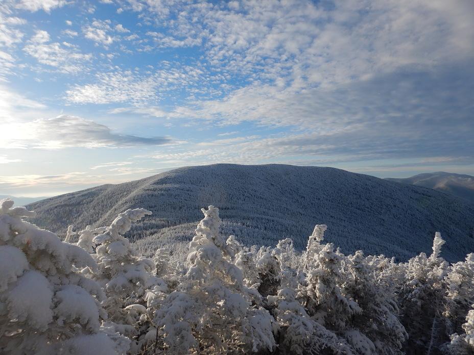 Kinsman Mountain weather