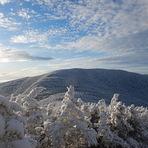 South Kinsman, Kinsman Range, White Mountains, NH, Kinsman Mountain