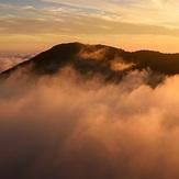 Morning Glow, Mount Tsurugi (Tokushima)