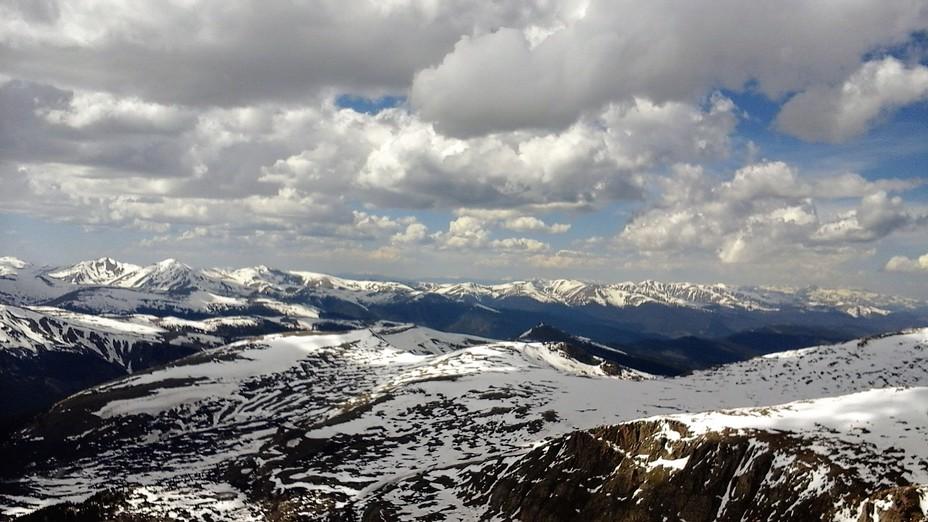 Mount Bierstadt Summit