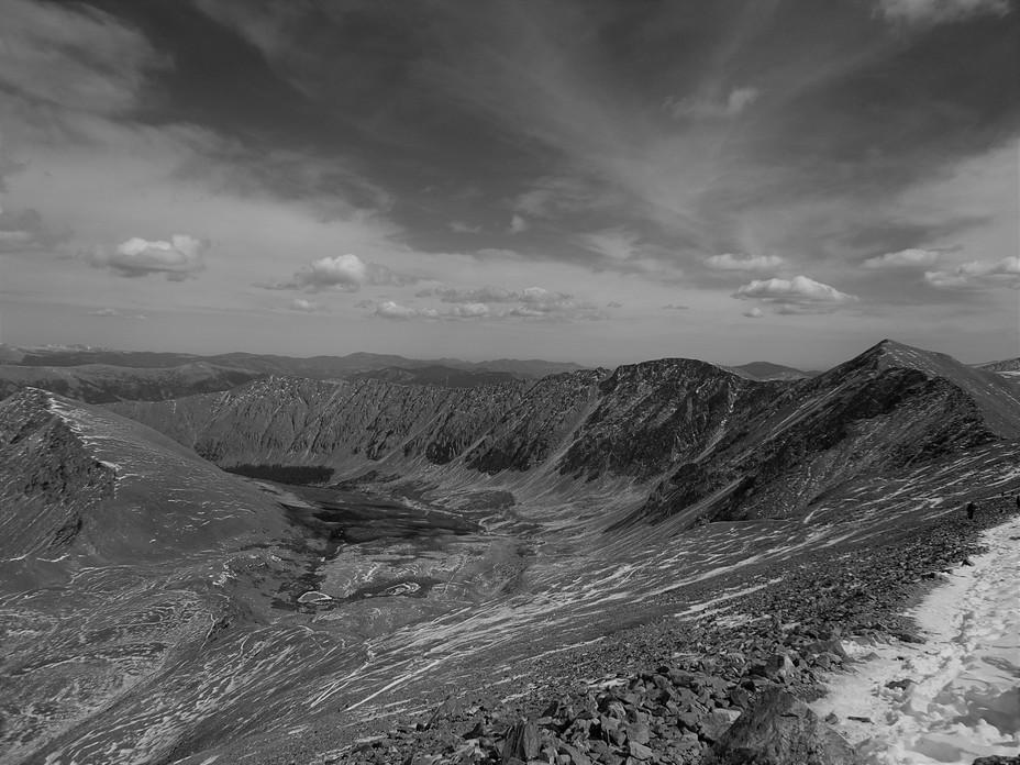 The Great Divide, Grays Peak