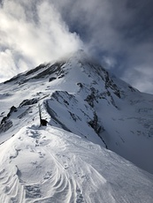 Cooper Spur Route, Mount Hood photo