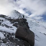 North Side Cooper Spur, Mount Hood