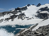Mount Daniel photo