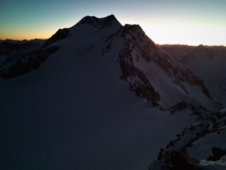 Sunrise, Wildspitze