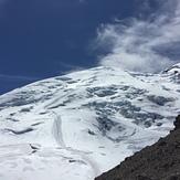 Emmons Route Summer, Mount Rainier