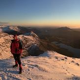 Stunning Snowdon Sunrise