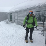 Lakes of the clouds hut, Mount Washington (New Hampshire)