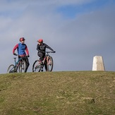 Cardiff Mountain Biking, Garth Mountain, Mynydd y Garth