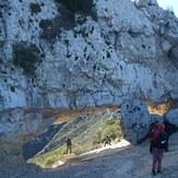 La Foradada de la Serra del Montsià