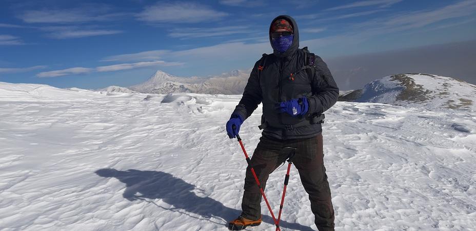 بر فراز قله توچال 981110, Touchal