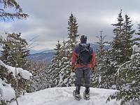 View near Pitchoff Summit South, Pitchoff Mountain photo